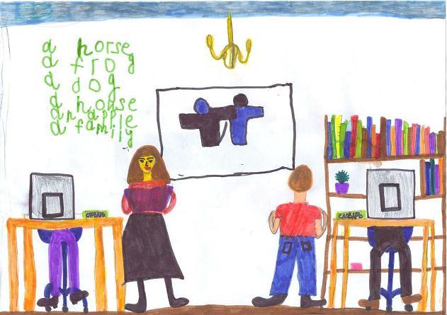 Конкурсы рисунков для лагеря